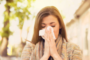 Chronický zápal prínosových dutín (sínusitída)